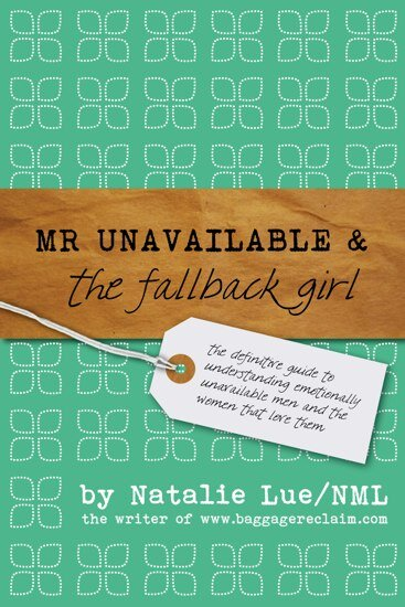 MrUnavailable and the Fallback Girl book cover
