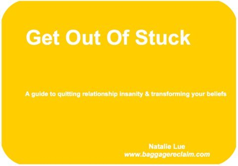 Get Out of Stuck - A guide to transforming your beliefs