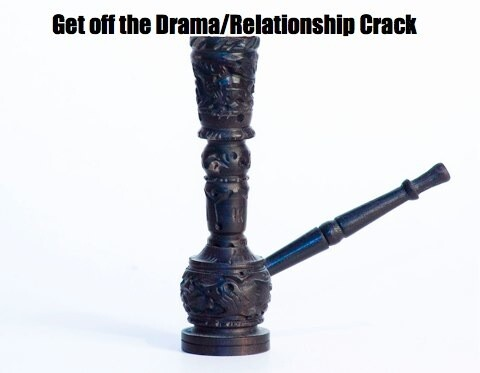 get off the relationship crack
