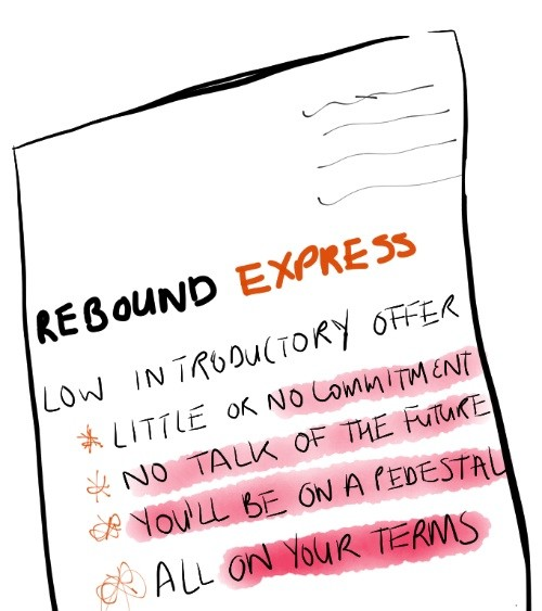 Rebound express - low introductory offer letter