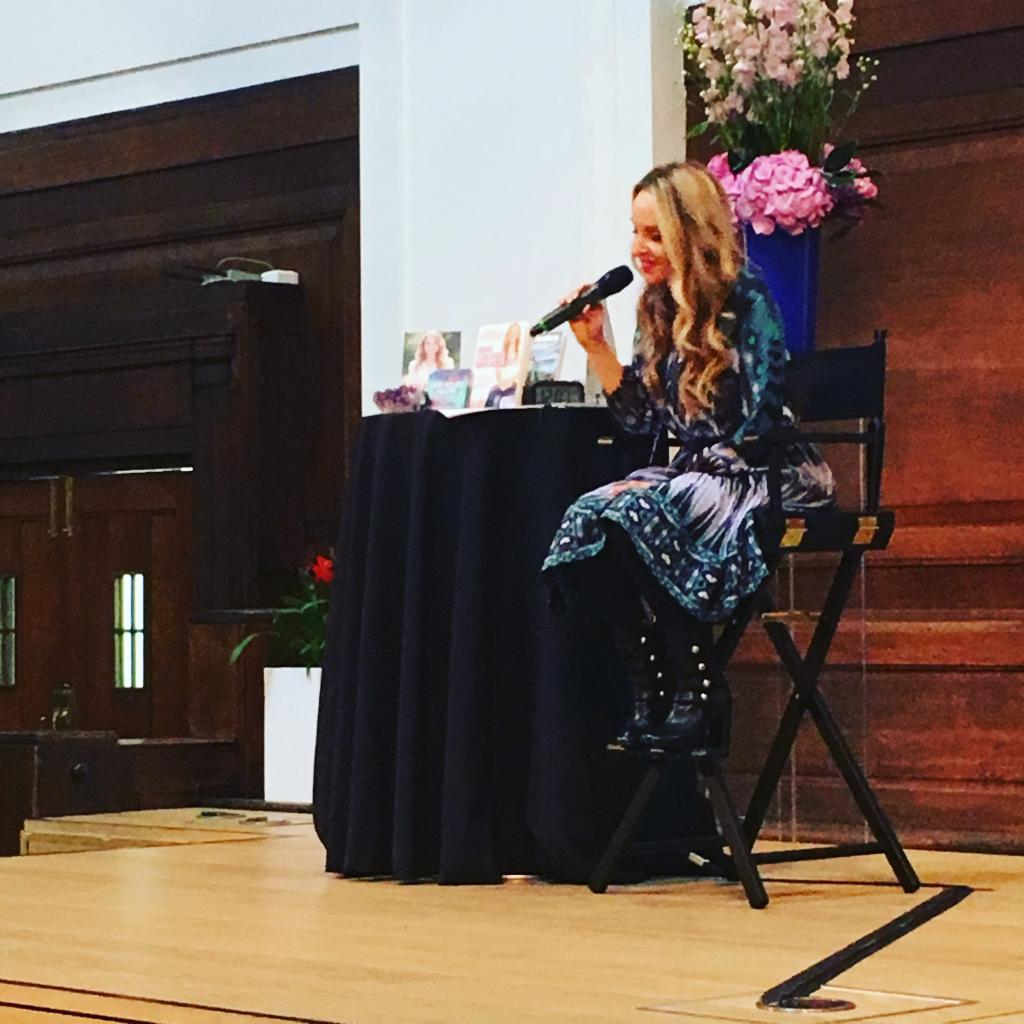 GABRIELLE BERNSTEIN EVENT IN LONDON
