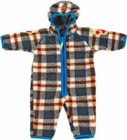 Fleece All-In-One Snowsuit - Lumber Jack (Unity)