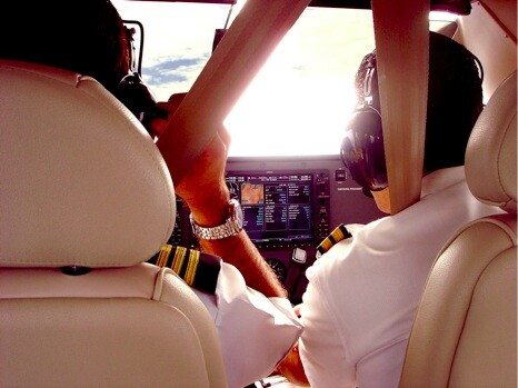Relationships in a Nutshell: Co-pilots, drivers, passengers and the importance of a joint agenda