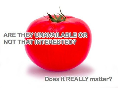 tomato - unavailable or not that interested - does it matter
