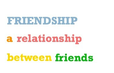 relationship between friends