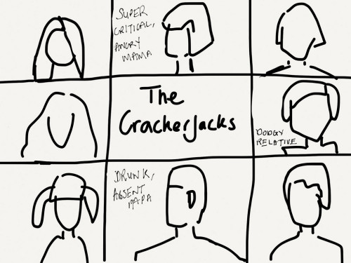 Let go of the Brady Bunch Ideal - The Crackerjacks. Stop striving for the perfect family