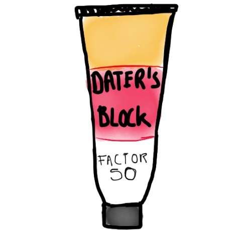 Do you have Dater's Block?