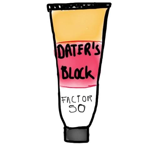 Dater's Block