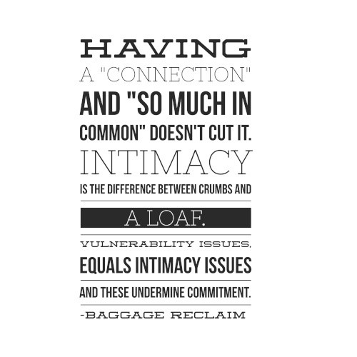 Non sexual acts of intimacy