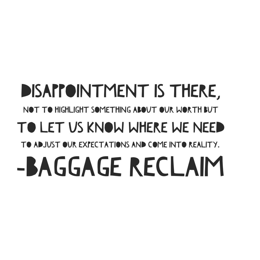 Rejection Retraction Archives Baggage Reclaim With Natalie Lue
