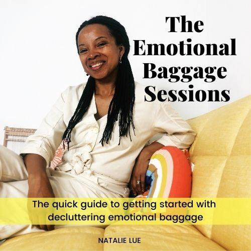 The Emotional Baggage Sessions by Natalie Lue